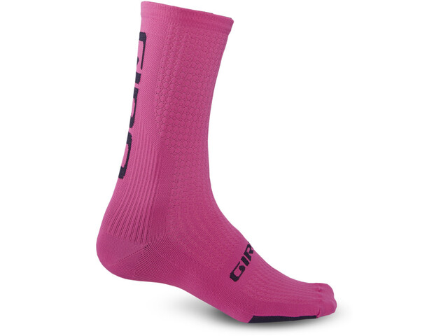 Giro HRC Team Socks bright pink